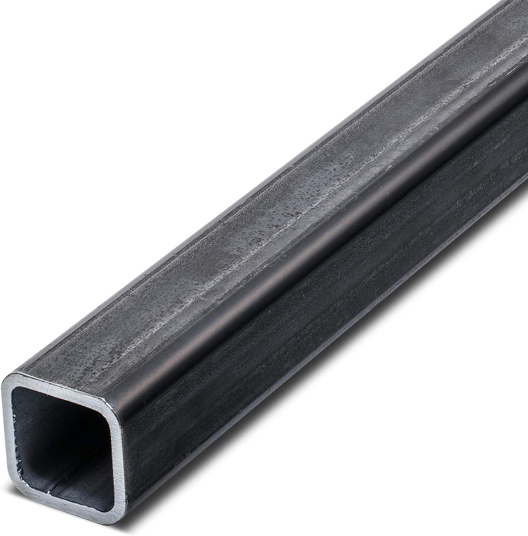1500mm 500-2000mm Stahlrohr Quadratrohr Vierkantrohr 30x30x3 mm E235 EN 10305-5