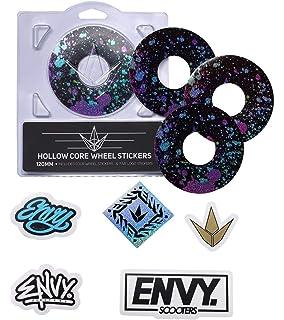 Amazon.com: Envy Hawk – Pack de pegatinas para rueda (para ...