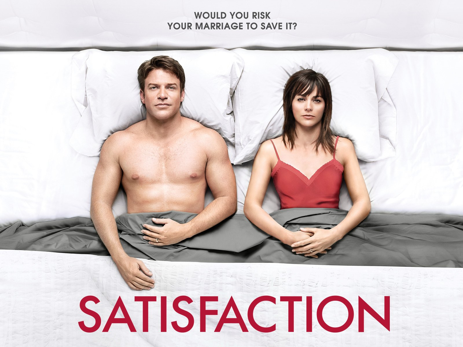Satisfaction tv show david and sex