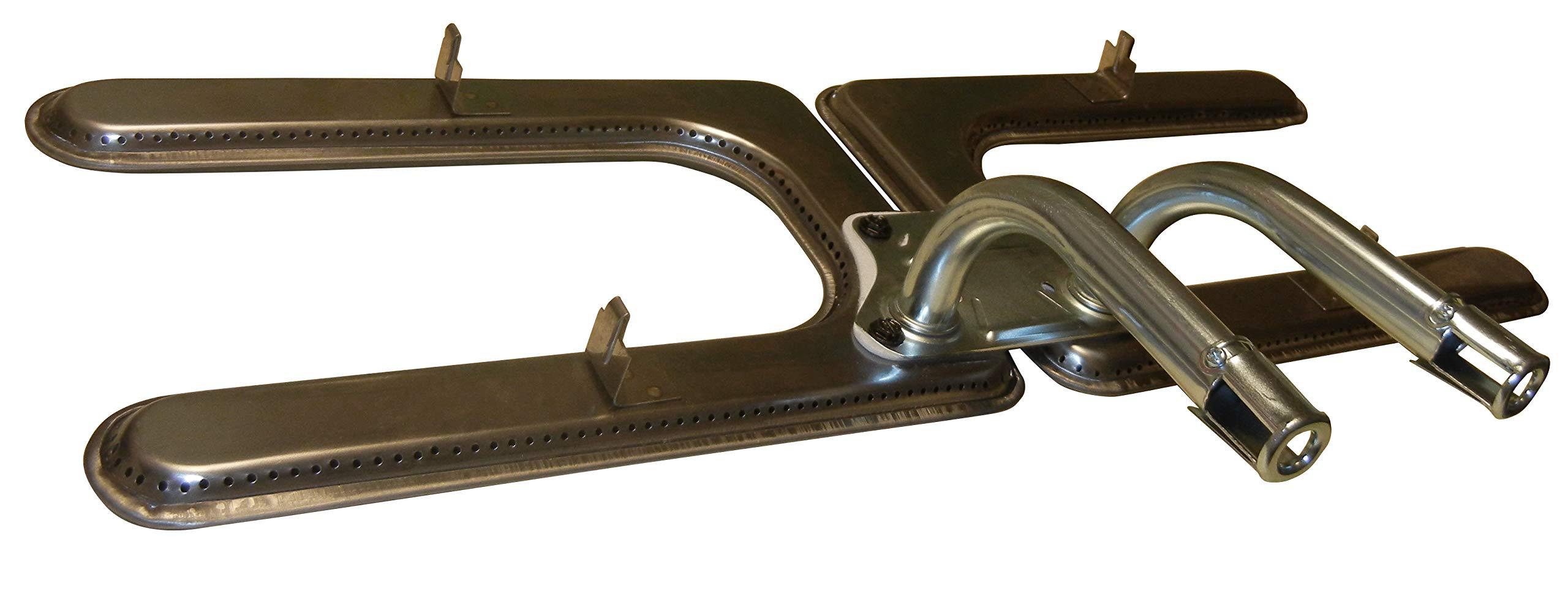 Stainless Steel Burner and Venturi for Fiesta Grills