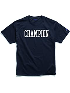 ad4dda4ea Amazon.com: Champion Men's Classic Jersey T-Shirt: Clothing