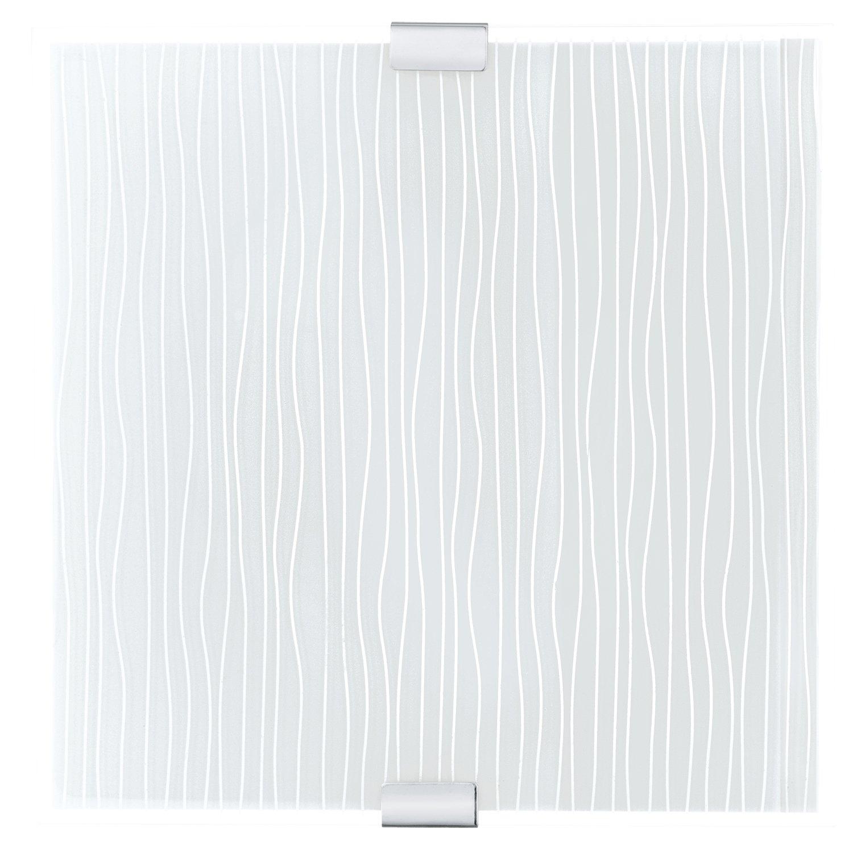 EGLO 92579 Deckenleuchte, Metall, E14, weiß [Energieklasse D] weiß