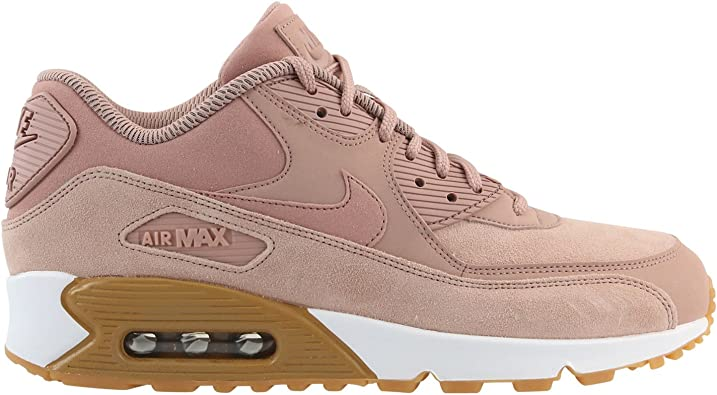 Nike Women's Air Max 90 SE (5, Particle
