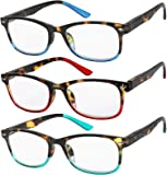 Reading Glasses Set of 3 Great Value Spring...