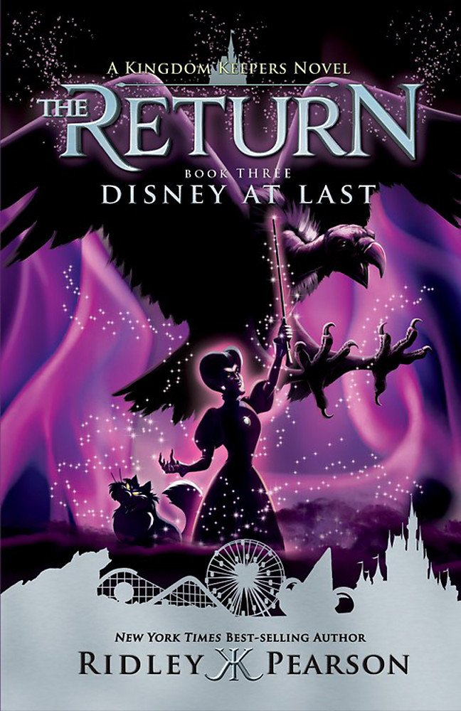 Kingdom Keepers: The Return Book Three Disney At Last by DISNEY HYPERION (Image #1)