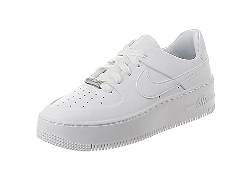 revendeur 1a2ef aa12a Nike Air Force 1 Sage Low Ar5339-100, Sneakers Basses Femme