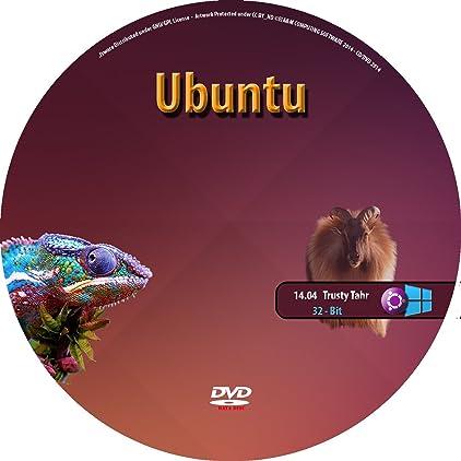 Ubuntu 14.04.2 LTS Operating System