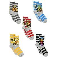 TMNT Teenage Mutant Ninja Turtles Boys Toddler Multi pack Socks