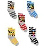 TMNT Teenage Mutant Ninja Turtles Boys Toddler Multi pack Socks