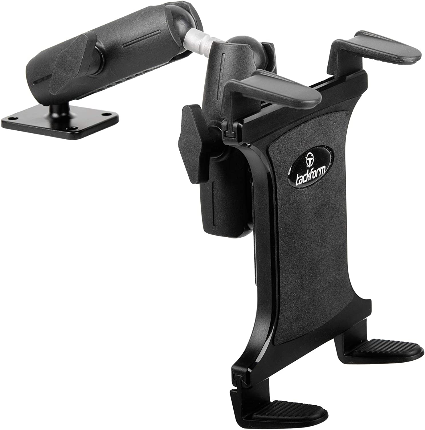 iPad Holder for Wall or Truck Tall Drill Base Tablet Mount Galaxy S Surface Pro /& Switch ELD Mount for Devices Including iPad Mini IPad Pro 12.9 Enterprise Series - 10.5 Reach TACKFORM