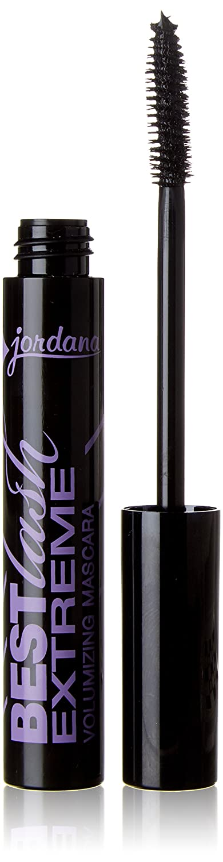 Jordana Best Lash Extreme Volumizing Mascara, Black [301] 0.30 oz