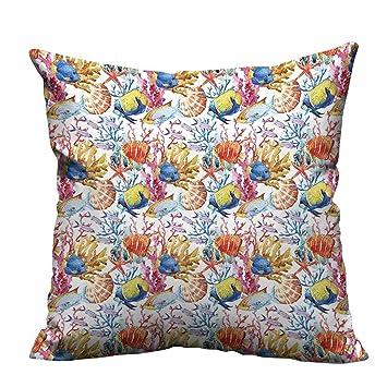 Amazon.com: YouXianHome Funda de cojín para sofá, diseño de ...