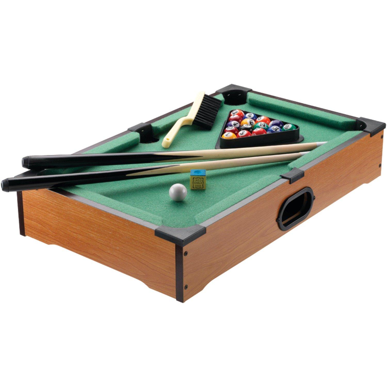 Amazon.com : Style Asia GM7451 Tabletop Pool Game Set : Sports U0026 Outdoors