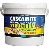 Cascamite Colle à bois en poudre structurelle en résine Pot, 3kg