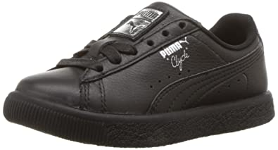 the latest 44022 783bf PUMA Clyde Core L Foil Kids Sneaker