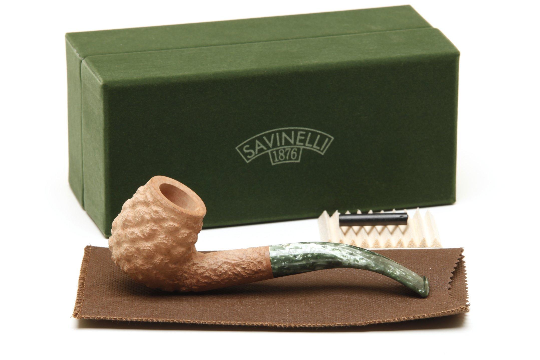 Savinelli Pigna 602 Rustic Tobacco Pipe