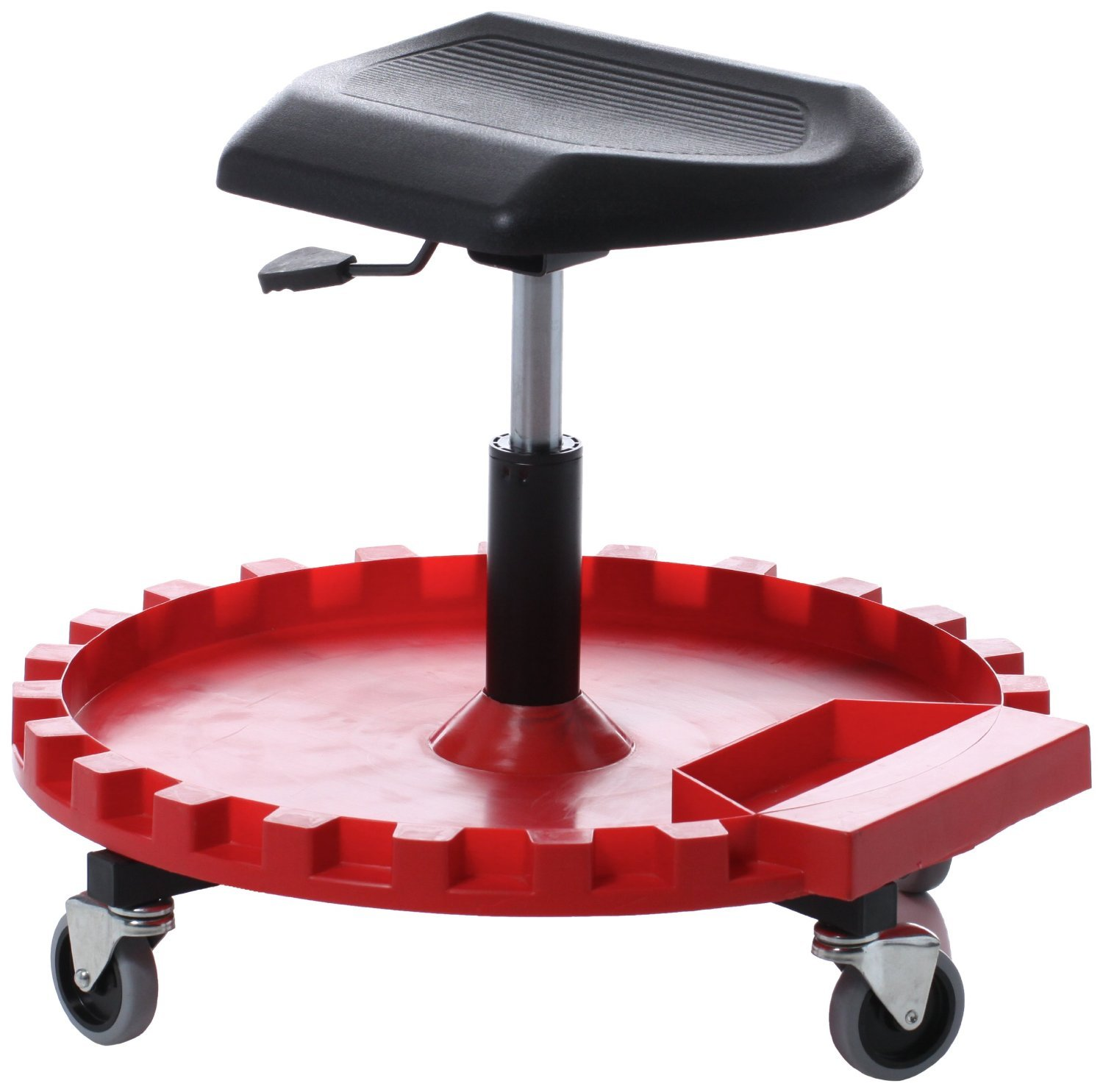 Traxion 2-220 Row Seat with 2.5'' Caster