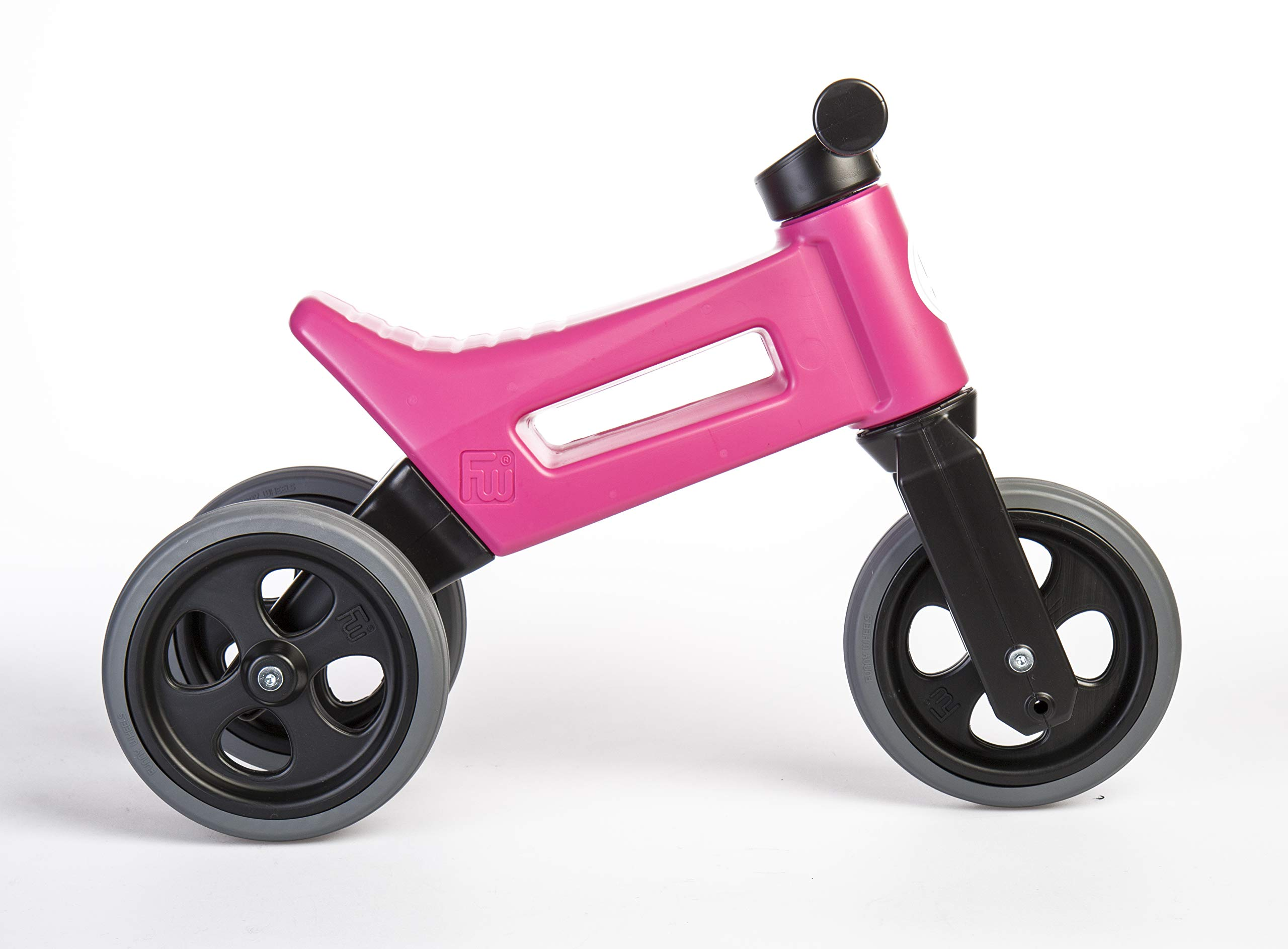 PlayMonster Free Wheelin' Rider Convertible Balance Bike, Pink by PlayMonster (Image #3)