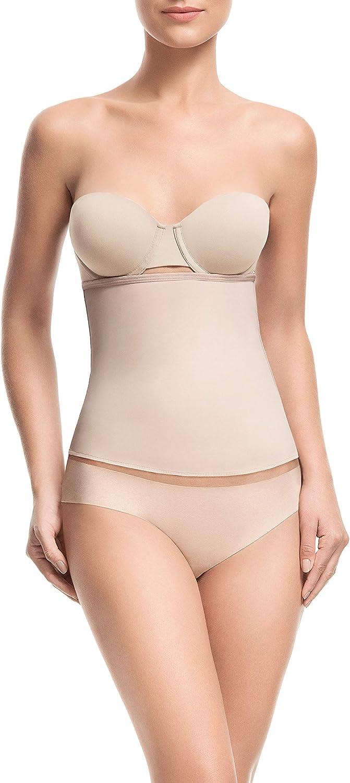 Squeem - Celebrity Style, Women's Medium Compression Tummy Control Waist Cincher