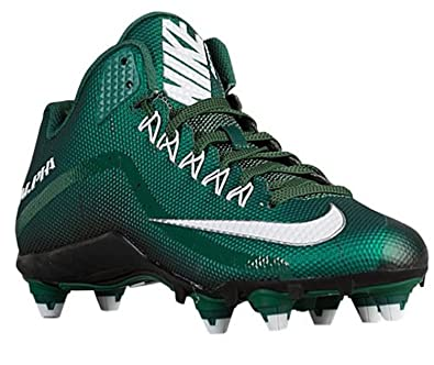 competitive price a9cb9 efe4f Image Unavailable. Image not available for. Color Nike Alpha Pro 2 34 D Mens  Football Cleat ...