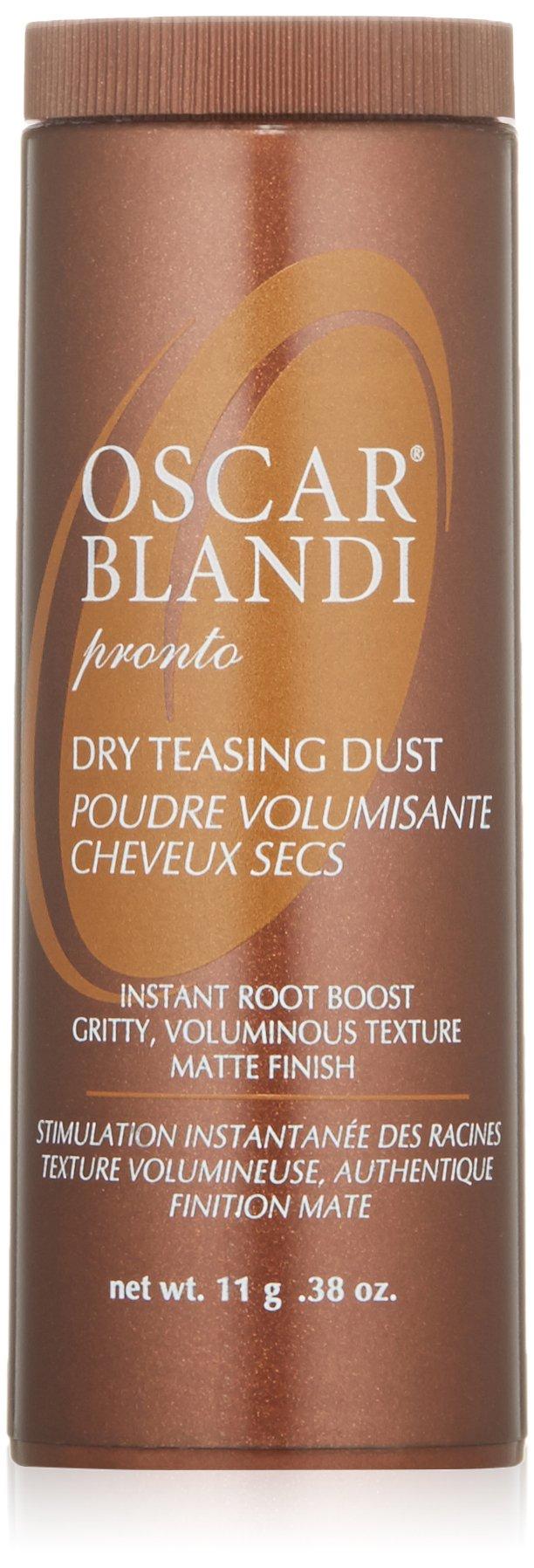 Oscar Blandi Pronto Dry Teasing Dust, 0.38 oz.