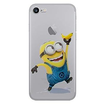 coque iphone 6 minion