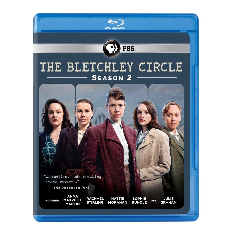 The Bletchley Circle: Season 2 (Blu-ray)