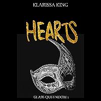 HEARTS: A Dark Wonderland Retelling (The Glass Queendom Book 1) (English Edition)