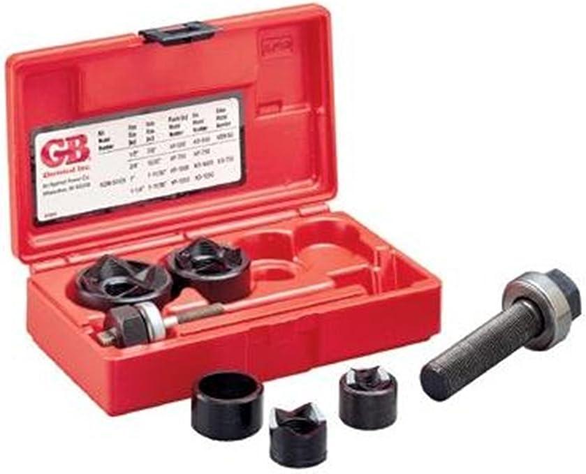 Gardner Bender KOS5290 Self-Contained Hydraulic Slug-Out 90 Set