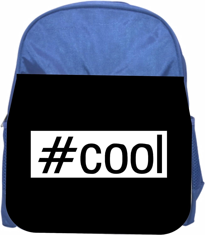 #cool Boys//Girls Blue Preschool Toddler Kids Backpack /& Lunch Box Set