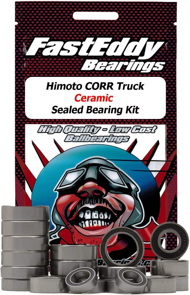 Himoto Corr Truck Ceramic Sealed Bearing Kit 71UBP9MHunLSL1280_