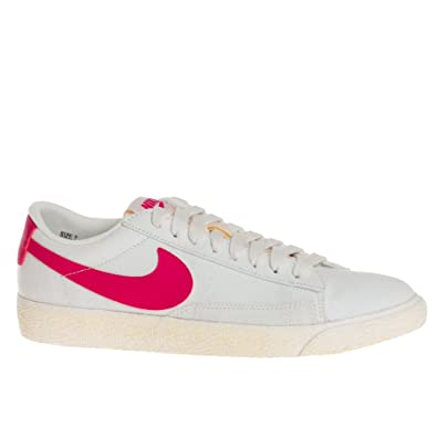 shopping to buy best place NIKE BLAZER LOW CANVAS 579760 100 - CHAUSSURES MODA - FEMME ...
