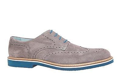 Zapatos grises Andres Machado para hombre ggVI9ui