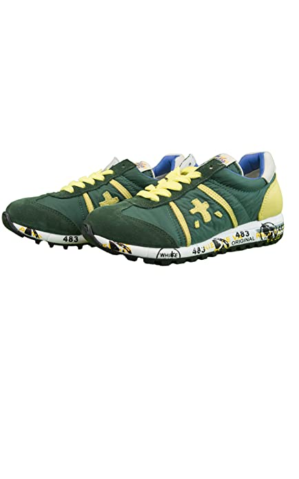 1a61b07302d3ca WILL BE PREMIATA Sneakers Bambino Lucy Verde 35  Amazon.it  Scarpe e ...