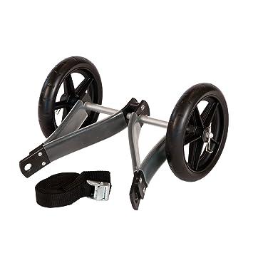 RUK Sport T005 - Carrito para kayak, con correa y ruedas desmontables, capacidad hasta 40 kg: Amazon.es: Deportes y aire libre