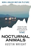 Nocturnal Animals: Film tie-in originally published as Tony and Susan (English Edition)