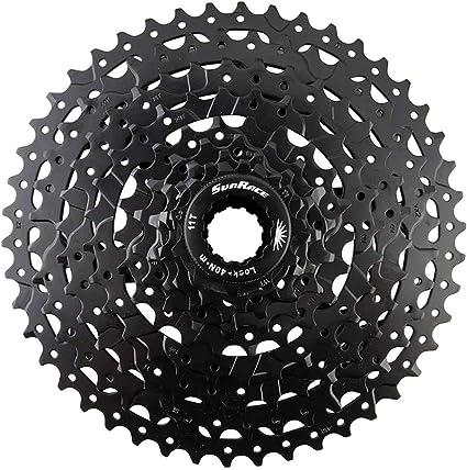 SunRace MTB Bike Cassette/&Chain 9 Speed 11-40T 9S Freewheel fit Shimano SRAM