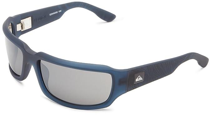 84330ce964d Amazon.com  Quiksilver Fluid II QS1141-D55 Rectangular Sunglasses ...