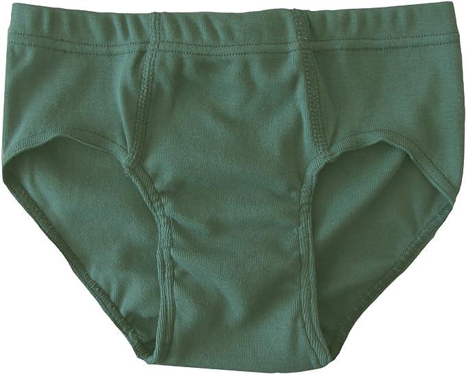 HERMKO 2850 Slips de Color de niño, algodón 100% elástico: Amazon.es: Ropa y accesorios