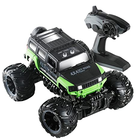 Amazon Com Big House Remote Control Car 1 16 Scale Electric High