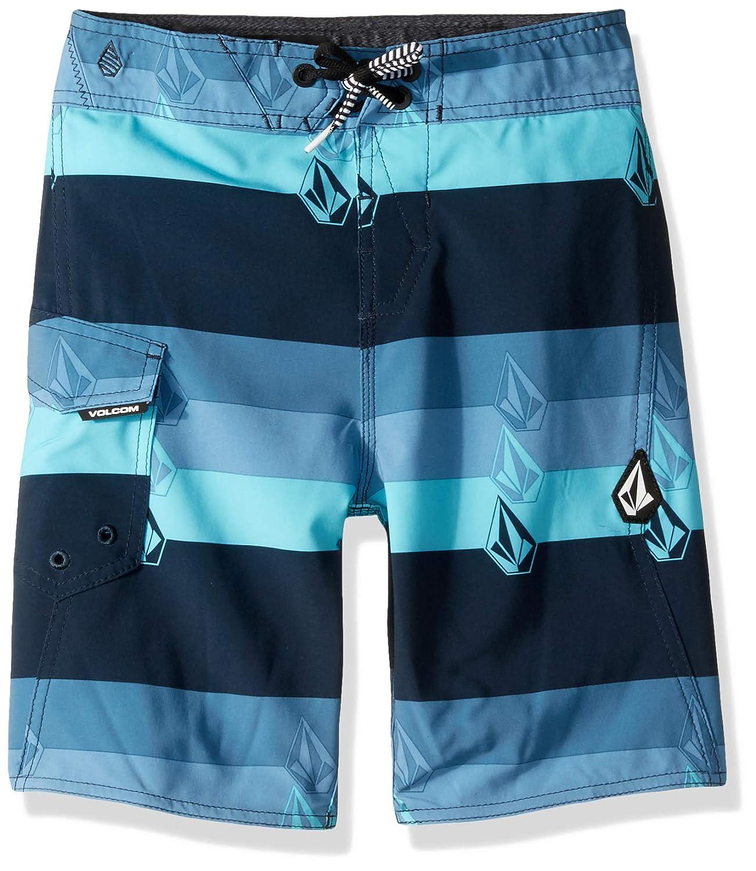 Volcom Little Boys Lido Liney Mod 13.5 Boardshort