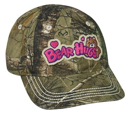 Amazon.com   Toddler Realtree Camo Kids Hunting Hat   Cap (Realtree ... f5acc5019d88