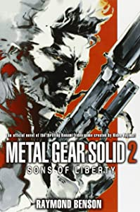 Metal Gear Solid 2: The Novel: Sons of Liberty
