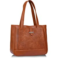 Fantosy Tan women shoulder bag (Tan) (FNB-750)