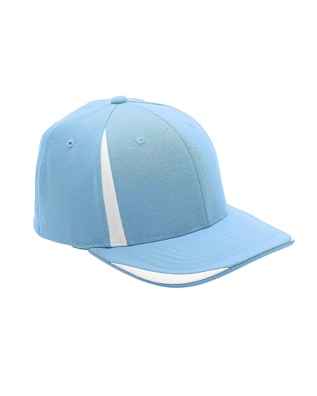 M Flexfit for Team 365 Pro Performance Front Sweep Cap S SP LT BLUE//WHT