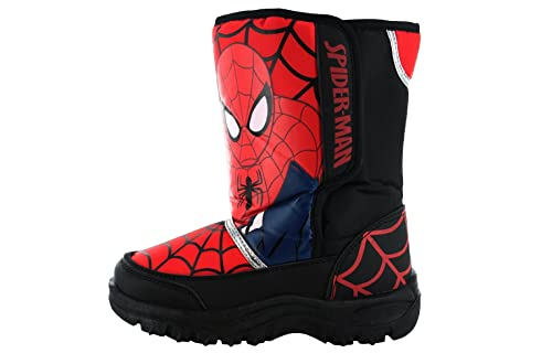 ca5d4c2d928 Spiderman Botas de Material Sintetico Para Nino , Rojo, 9 UK / 27 EU Youth:  Amazon.es: Zapatos y complementos