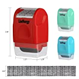 Identity Protection Roller Stamp LioNergy Wide