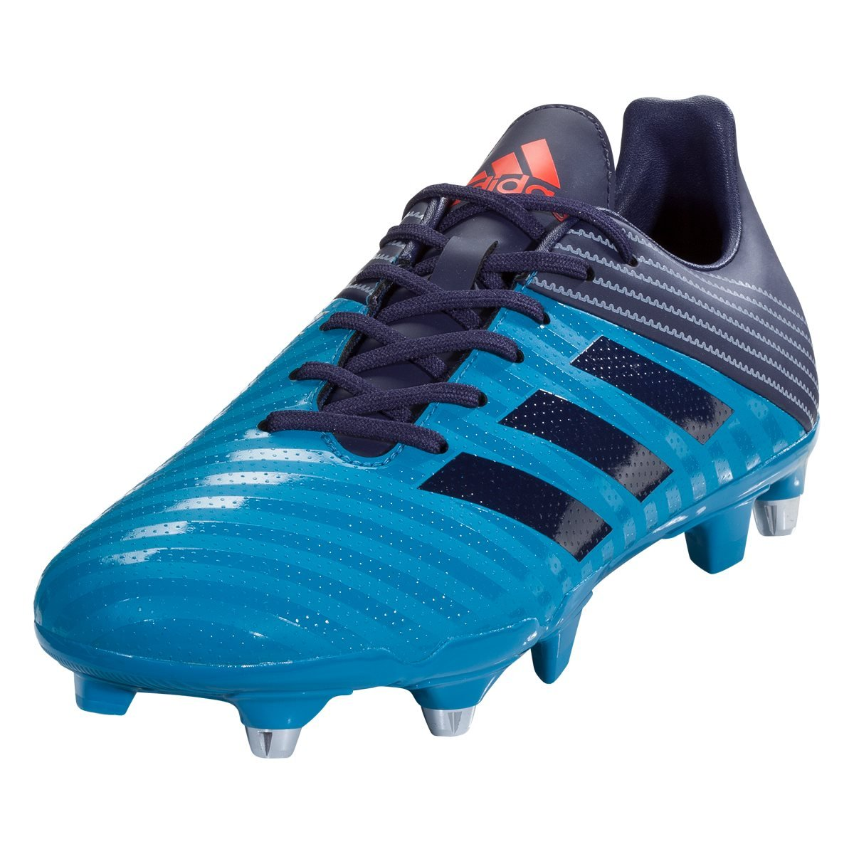 adidas Malice SG Rugby Boot - Blue BY2006
