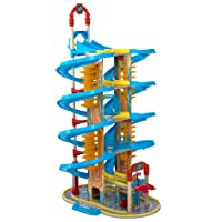 Deals on KidKraft Super Vortex Racing Tower 10113