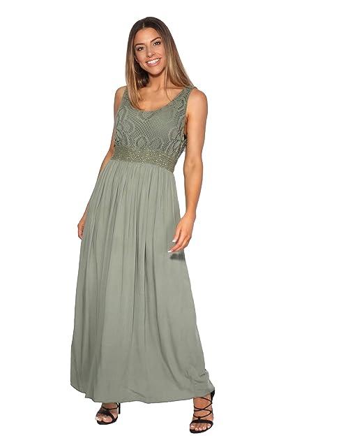 novedad Zero vestido de algodón de viscosa vestido Ropa de mujer